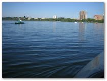 Kayak Trip #12 - Lake of the Isles / Cedar / Calhoun