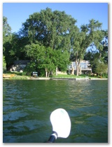 Kayak Trip #13 - With Ed: Lake of the Isles / Cedar / Calhoun